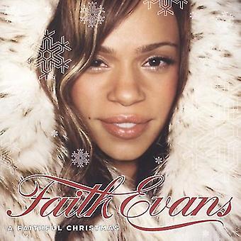 Faith Evans - Faithful Christmas [CD] USA import
