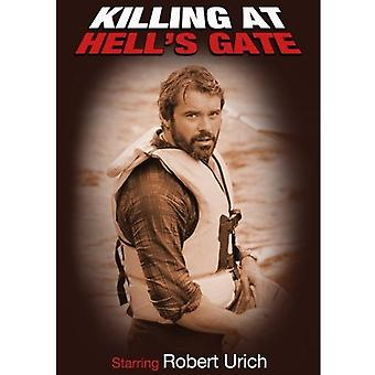 Killing at Hell's Gate [DVD] USA import