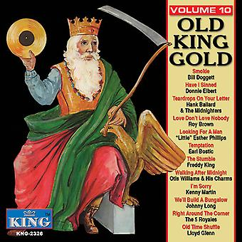 Antigo rei de ouro - vol. 10-Old King ouro [CD] EUA importar