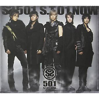 Ss501 - S.T 01 Now [CD] USA import