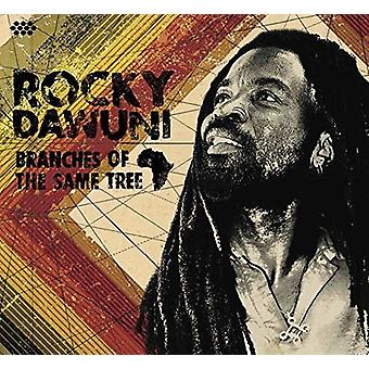 Rocky Dawuni - Branches of the Same Tree [CD] USA import