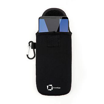 InventCase Neopren Schutztasche Für Huawei Mate 10 Pro 2017 - Schwarz