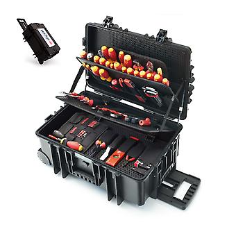 Wiha Tools NEW Electricians VDE Insulated Tool Kit (115 Pieces)