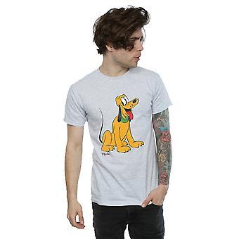 Disney Men's Classic Pluto T-Shirt