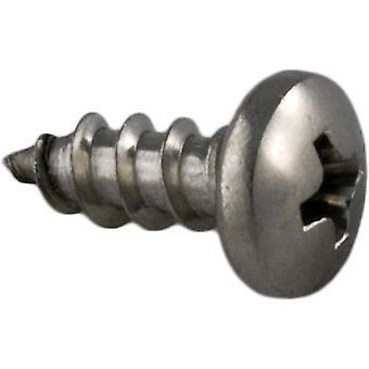 Jandy Zodiac A30 rostfritt stål själv tryck kullrigt huvud skruv ersättare