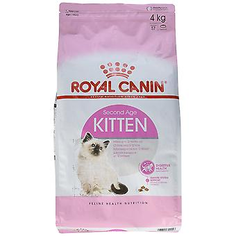 Royal Canin kissa kissanpentu iältään 4-12 kuukautta vanha ruoka 36 kuiva sekoita 4 kg