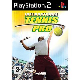 International Tennis Pro (PS2) - Neue Fabrik versiegelt