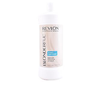 Revlon Blonderful Soft Lightener Energizer 900 Ml Unisex