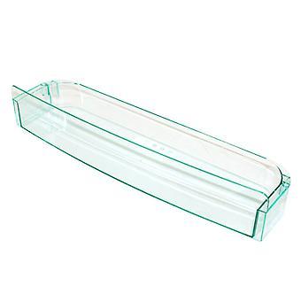Indesit Clear Plastic koelkast deur fles plank