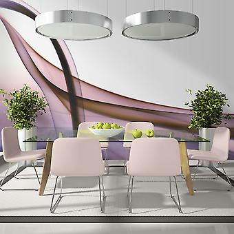 Fototapet - Photo wallpaper – Purple abstraction
