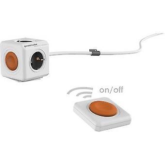 Segula 50430 Socket cube 4x White, Orange PG connector 1 pc(s)
