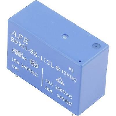 AFE BPM1-SS-105LM PCB relay 5 Vdc 10 A 1 maker 1 pc(s)