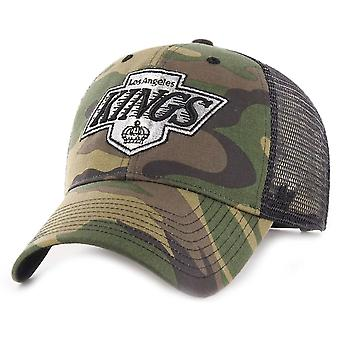 47 brann Snapback Cap - BRANSON Los Angeles Kings camo
