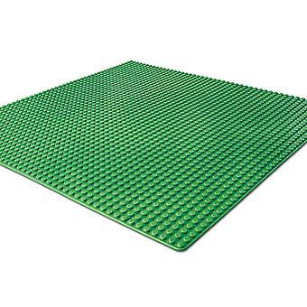 BanBao Verzahnung blockiert große grüne Grundplatte 8492 15