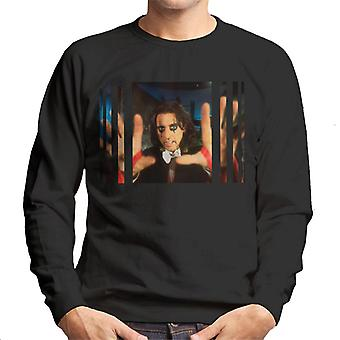 TV Zeiten Alice Cooper 1978 Herren Sweatshirt