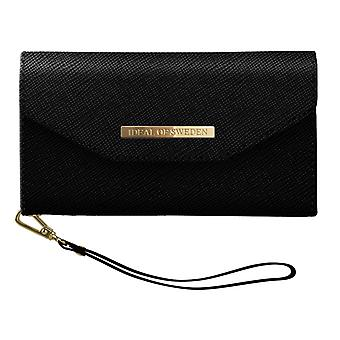 iDeal af Sverige Mayfair clutch til iPhone 8 plus-sort