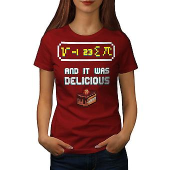 Delicioso pastel sälber-camisa de la mujer | Wellcoda