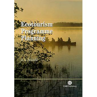 Ekoturism programplaneringen av David A. Fennell - 9780851996103 bok