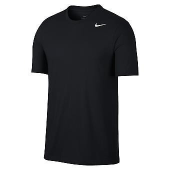 ניקה M NK יבש Tee צוות AR6029010 מוצק הכשרה כל השנה גברים t-חולצת