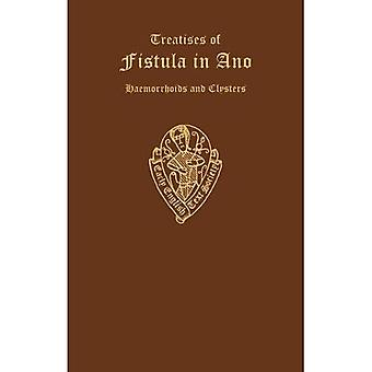 John Arderne: Treatises of Fistula in Ano (Early English Text Society Original Series)