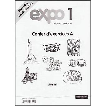 Expo 1 Nouvelle Edition - Cahier d'exercices A - Pack 8: arbetsbok en (Expo 11-14)