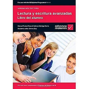 Lectura y Escritura libro dello studente Avanzadas (lavorare con i tipi di testo)