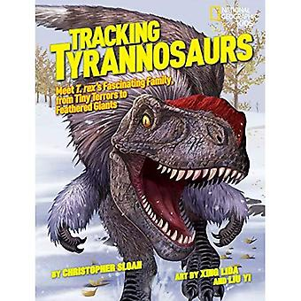 Suivi des tyrannosaures