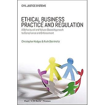 Ethical Business Practice and Regulation