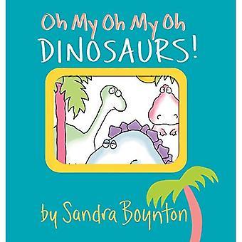 Dinosaurussen! (Boynton aan boord)