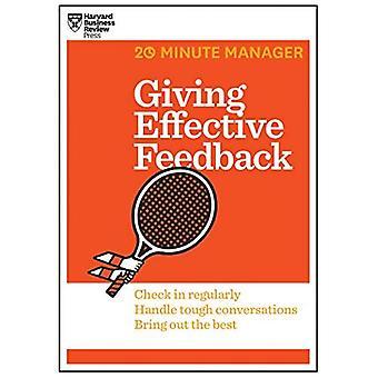 Donner une rétroaction efficace (20 minutes Manager Series)