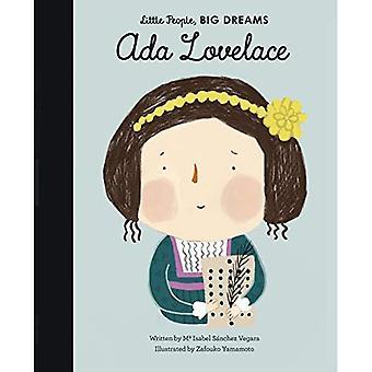 Ada Lovelace - mensjes, grote dromen (Hardback)