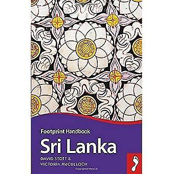 Sri Lanka (pegada manual)