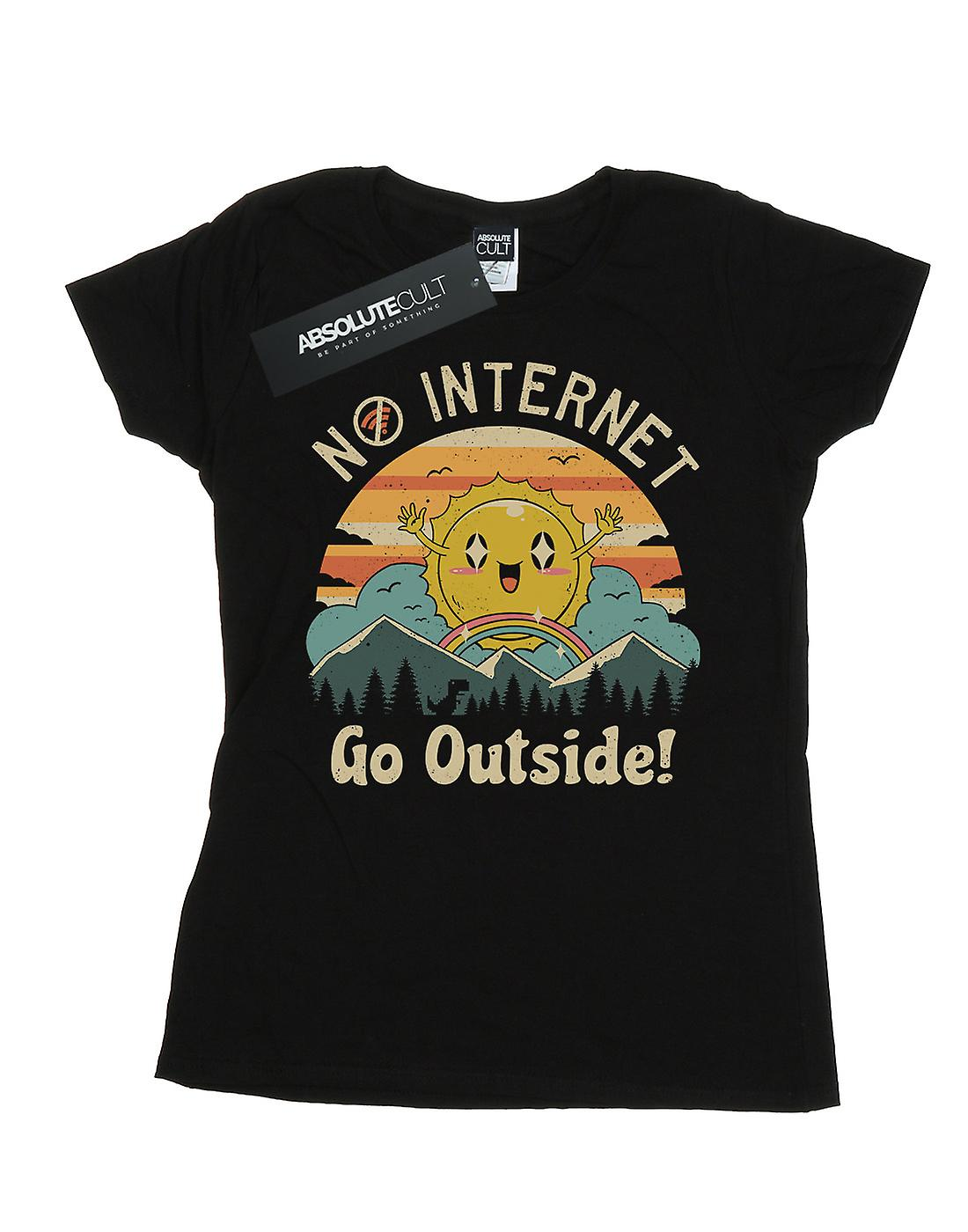 Vincent Trinidad Women's No Internet Vibes T-Shirt
