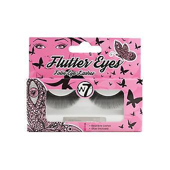 W7 Flutter yeux réutilisables faux cils ~ El01