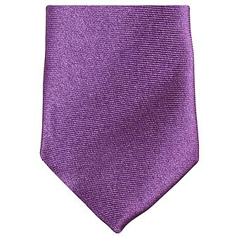 Knightsbridge kaulavaatteita laiha Polyesteri solmio - violetti