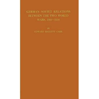 العلاقات جرمنسفيت بين الحربين العالميتين 19191939 قبل مجهول