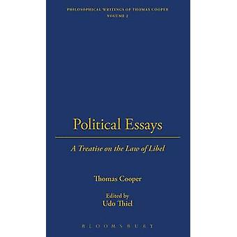 Political Essays by Cooper & James