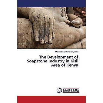 O desenvolvimento da indústria de pedra-sabão na área de Kisii do Quênia por Onyambu Mallion Kwamboka