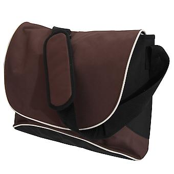 Bagbase Flow Laptop Messenger Bag (15.6 Screen)