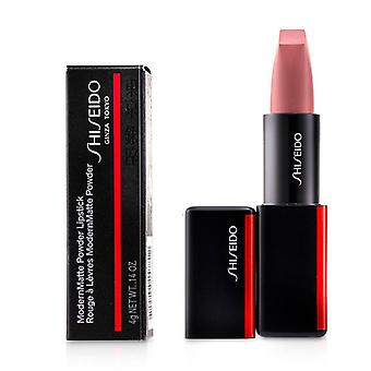 Shiseido Modernmatte Powder Lipstick - # 501 Jazz Den (soft Peach) - 4g/0.14oz