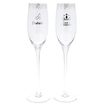 Cenerentola matrimonio tostatura occhiali