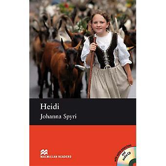 Heidi - Pre-intermediate Level - 9780230034419 Book