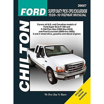 Ford Super Duty Pick Ups Automotive Repair Manual - 99-10 by Larry War