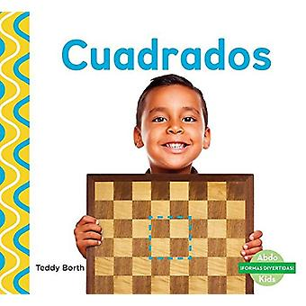 Cuadrados (Squares) by Teddy Borth - 9781624026195 Book