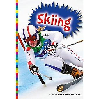 Skiing by Laura Hamilton Waxman - 9781681511511 Book