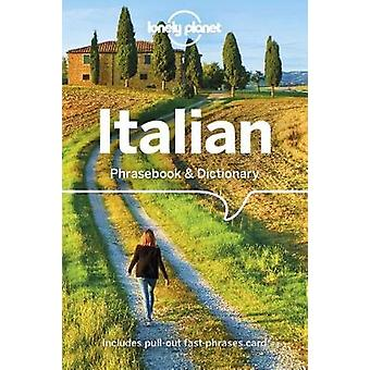 Lonely Planet italienska parlör & ordbok av Lonely Planet det