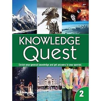 Knowledge Quest 2 by Pegasus - 9788131936108 Book