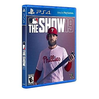 MLB de show 19 PS4 spel