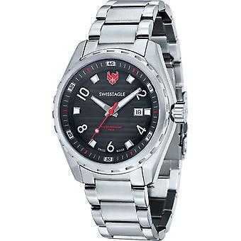 Swiss Eagle Engineer SE-9063-11 Heren Horloge