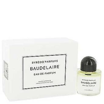 Byredo Baudelaire By Byredo Eau De Parfum Spray (unisex) 3.4 Oz (men) V728-516727